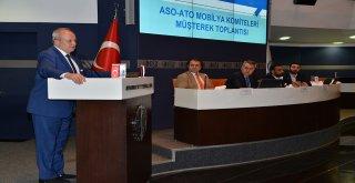 ASO ve ATO Mobilya Sektörü İçin Kolları Sıvadı