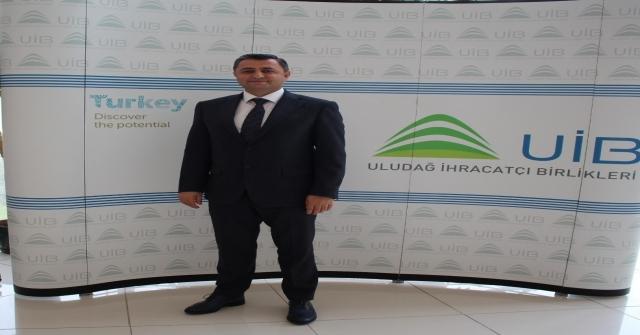 OİB'in  Yeni Başkanı Baran Çelik Oldu