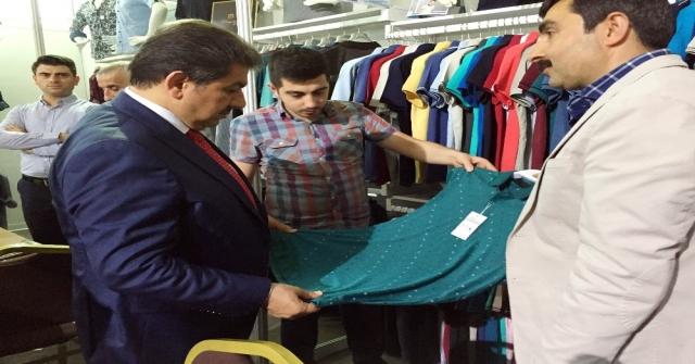 Giyimkent Arap dünyasına açıldı