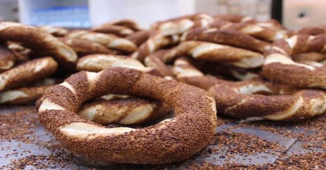 İzmit'te Simit Fiyatları Ekmek Fiyatlarını Geçti