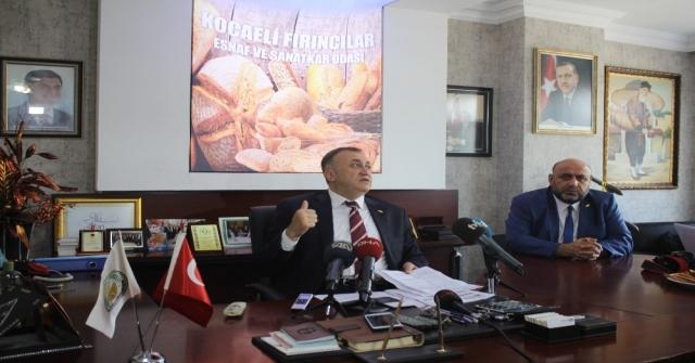 Türkiye Fırıncılar Federasyonu Başkanı Halil İbrahim Balcı: