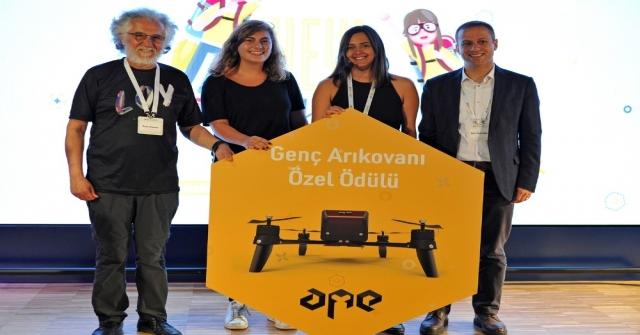 Genç Arıkovanının Hayata Dokunan Liseli Girişimcilerine Ödül