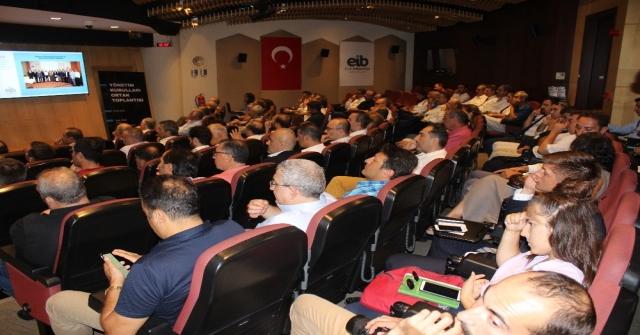 Ege İhracatçılar Birliğinden İlk Meclis Toplantısı