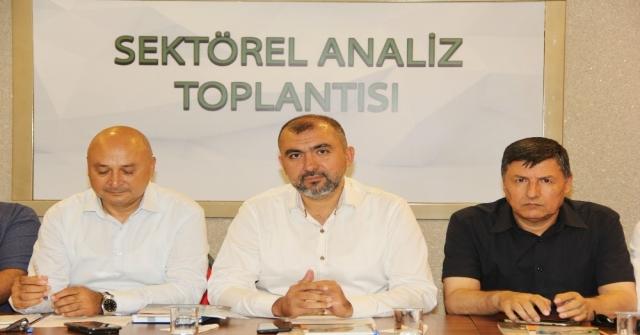 Antalyanın Kurban Sıkıntısı Yok