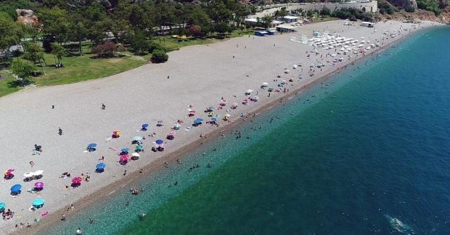 Antalyada Gurbetçi Turistler De Rekor Kırdı