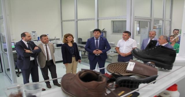 Ayakkabı Üretiminde Kullanılan Deri Ve Türevlerinin Analizi Hitit Üniversitesi Tarafından Yapılacak