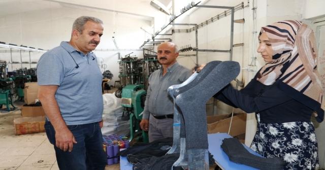 İpekyolu Çorap'a Yoğun Talep