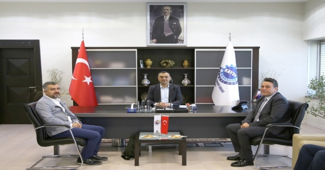Akdeniz'den Kayseri'ye dost ziyareti