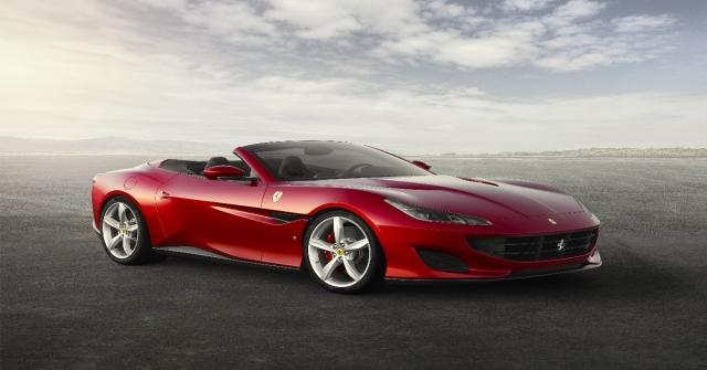 Ppg, Ferrari Portofinoya Özel Boya Geliştirdi