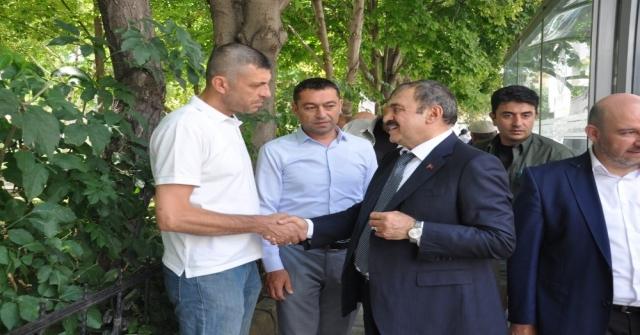 """Eroğlu, Dolardaki Yükselişi Değerlendirdi: """"Dolardaki Yükseliş Geçicidir"""""""