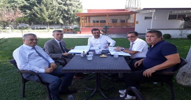 Edremit Tdiosb Projesi Bakanlık Yolunda