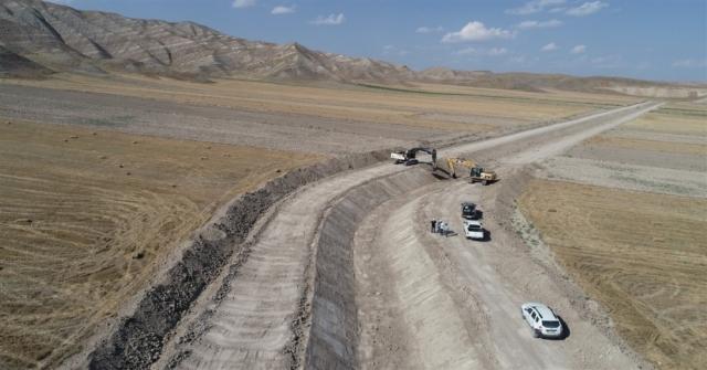 Toprağı Suyla Buluşturan Proje Ekonomiye 54 Milyon Lira Katkı Sağlayacak
