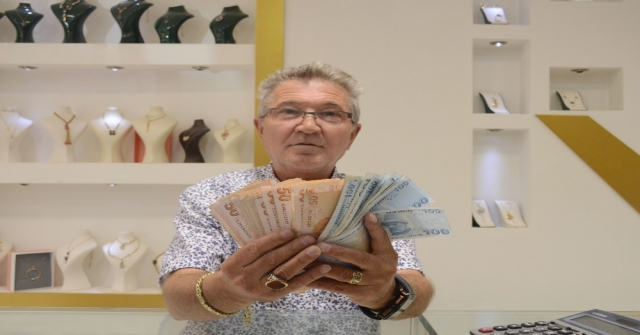 Erdoğanın Dolar Ve Altın Çağrısına Vatandaştan Büyük Destek