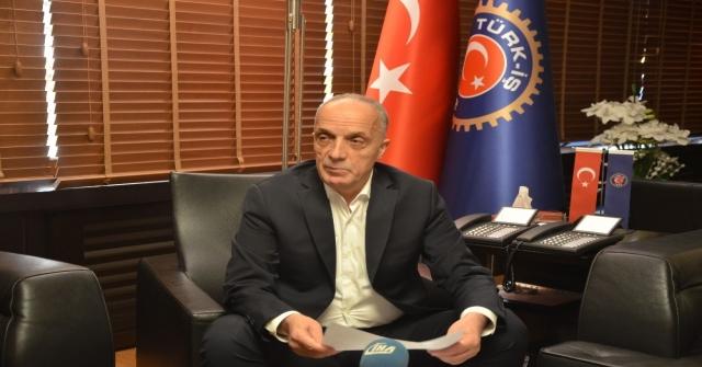 Türk-İş'ten birlik ve beraberlik çağrısı