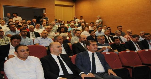 Oaib Konseyi Çorumda Toplandı