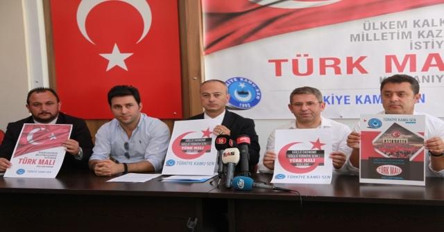 Türkiye Kamu- Senden Döviz Operasyonuna Tepki