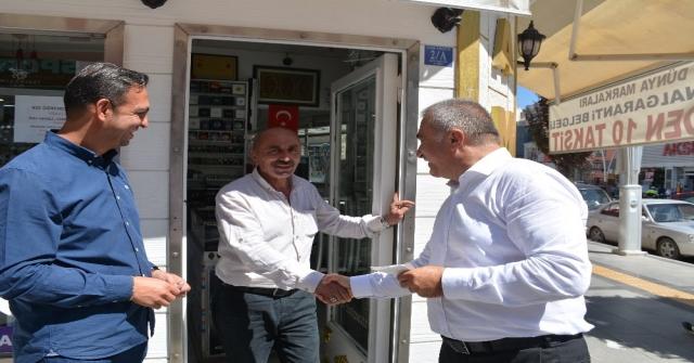 Ticaretinizde Türk Lirası Kullanın Kampanyası