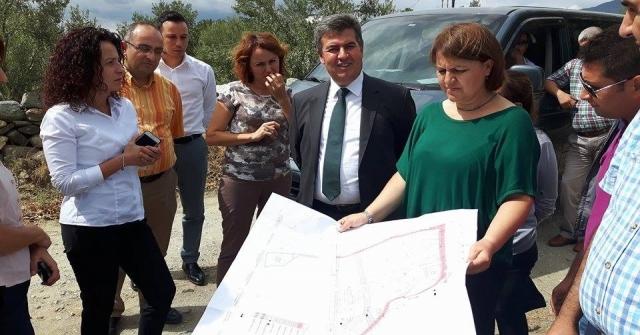 Buharkent Organize Sanayi Küllerinden Doğdu