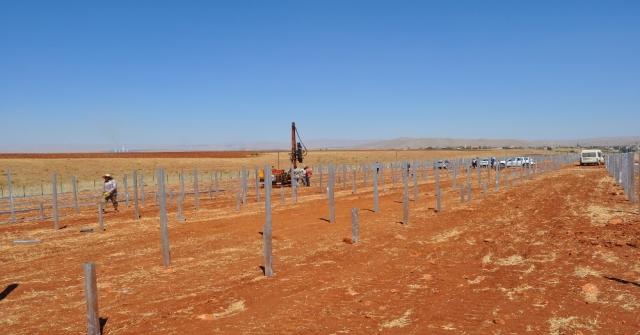 Afşin Belediyesi Güneş Enerji Santrali Kuruyor