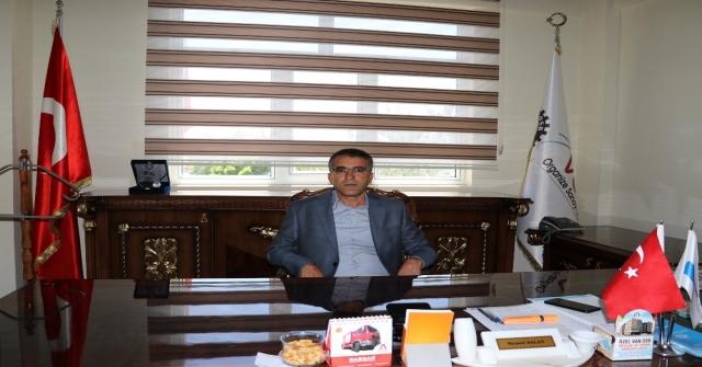 Başkan Aslandan Abdye Tepki