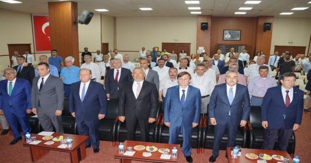 Eximbank Aydın İrtibat Bürosu Açıldı