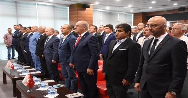 Eximbank Çorlu İrtibat Bürosu Açıldı