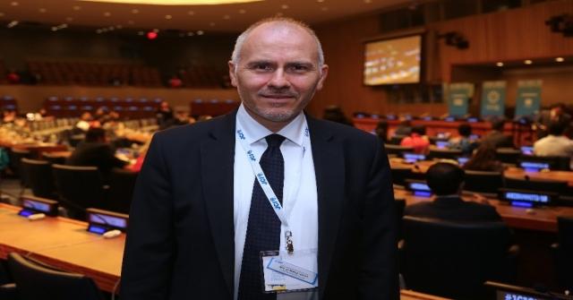 Ebebek'ten Birleşmiş Milletler Çıkarması