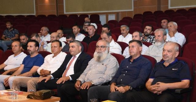 Malatya Tso Ağustos Ayı Meclis Toplantısı Yapıldı