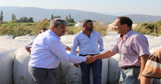 Burhaniye Belediyesi Besicileri Sevindirdi