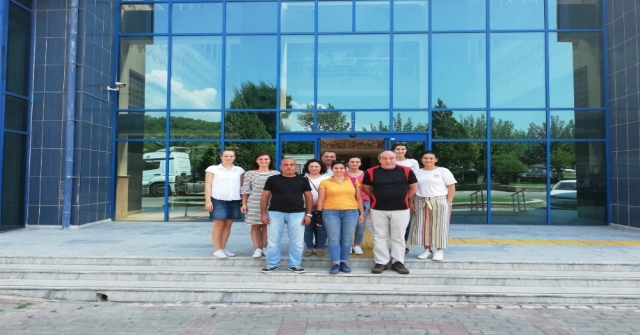 Atb Personeline 'Iso 9001:2015 Kalite Yönetim Sistemi Revizyon Eğitimi Verildi