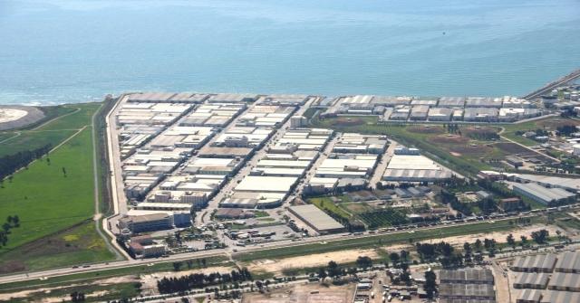 Mersin Serbest Bölgede Ticaret Hacmi 1,6 Milyar Dolara Ulaştı
