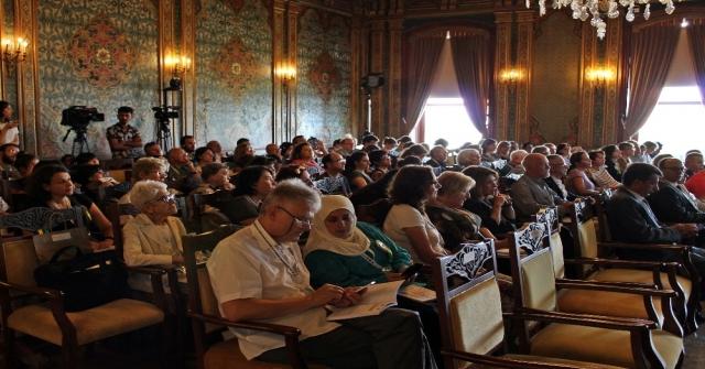 Cam Tarihinin Duayenleri İstanbul Üniversitesi-Cerrahpaşada Buluştu