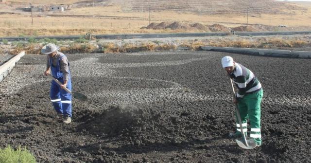 Siirtli Çiftçilerin Gübresi Belediyeden