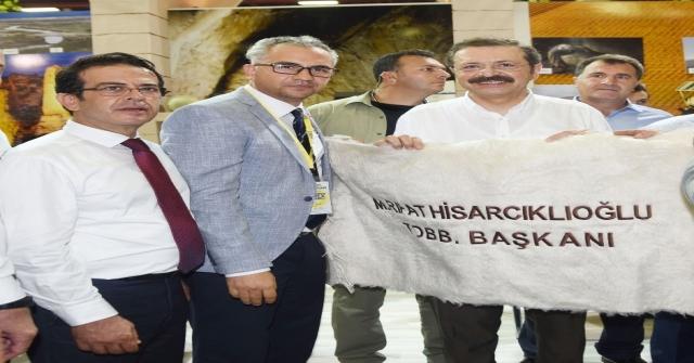 Tobb Başkanı Hisarcıklıoğlu: Yörex Türkiyenin Başarı Hikayesidir