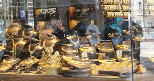 Altın Fiyatları Yükselince Sarraflar Çarşısı Boş Kaldı