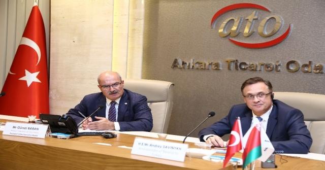 """Belarus İle Ticarette """"Milli Para"""" Vurgusu"""