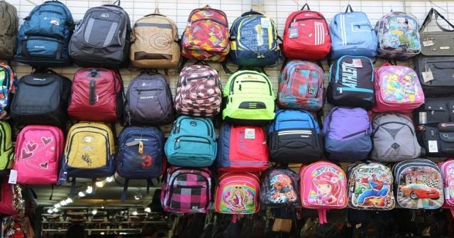 Çantacıların Okul Heyecanı