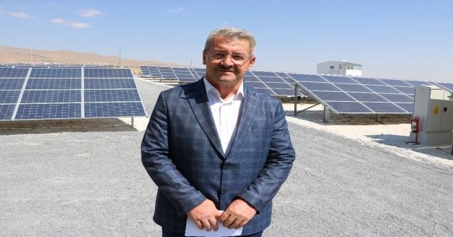 Niğde Osb Güneş Enerjisiyle Elektrik Üretiyor
