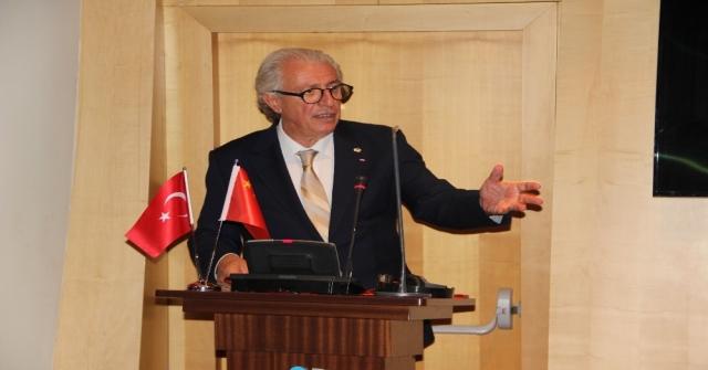 Çin İzmir Başkonsolos Vekili: Ticaret Savaşlarını Biz Başlatmadık Ancak Abdden Korkmuyoruz