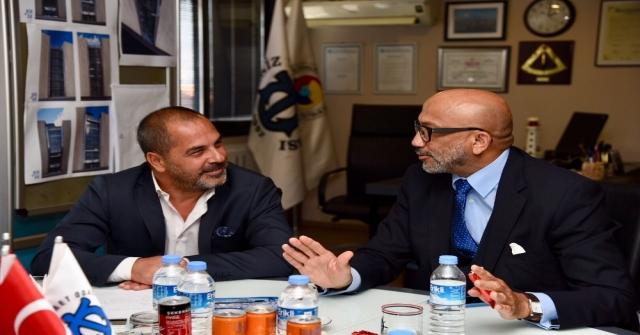 Latin Amerikadan İzmir Limanına Kardeş Geliyor