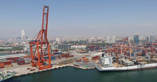 Mersin Limanında Yük Trafiği 2,9 Milyon Tona Yükseldi