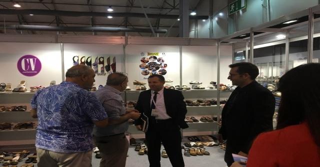 Ayakkabı Ve Saraciye İhracatçıları Moskovadan Mutlu Döndü