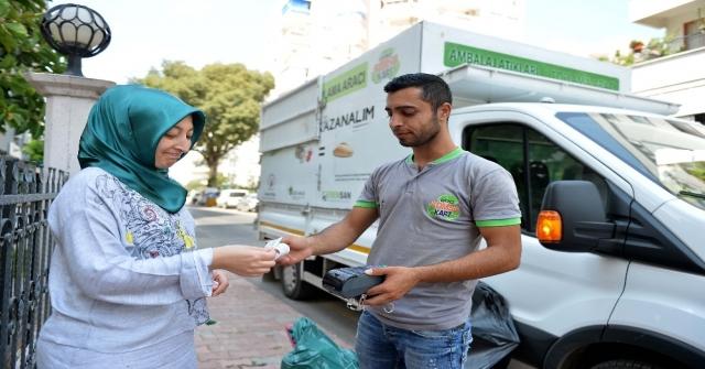 Çevreci Komşu Kart Ağustos Ayında 122 Bin 471 Lira Kazandırdı