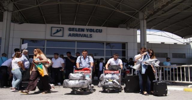 Antalya Turizminde Rekor