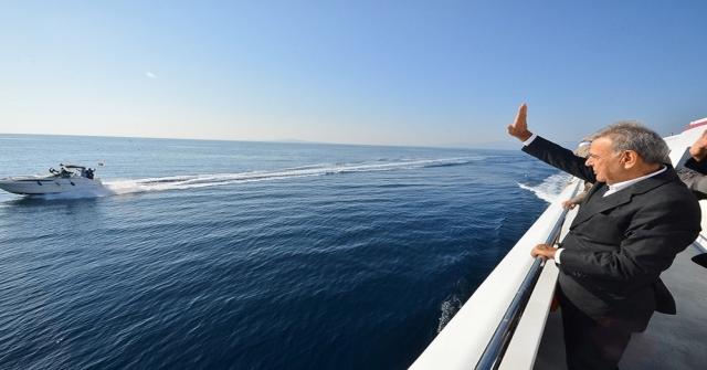 İzmirin Turist Sayısında Yüzde 42Lik Artış