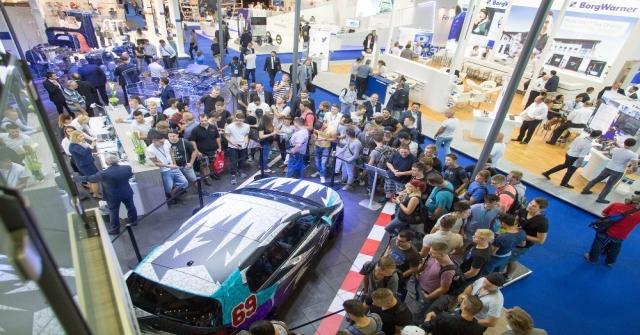 25. Automechanika Fuarı Frankfurtta Başladı