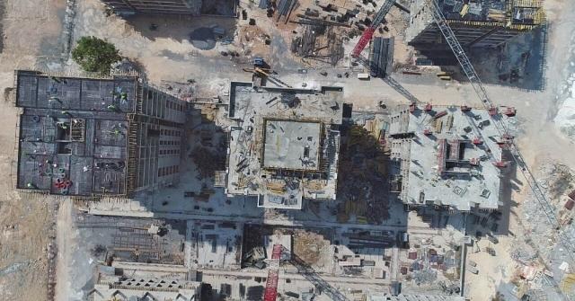 Sur Yapı Antalyada 450 Bin Metrekare İmalat Tamamlandı