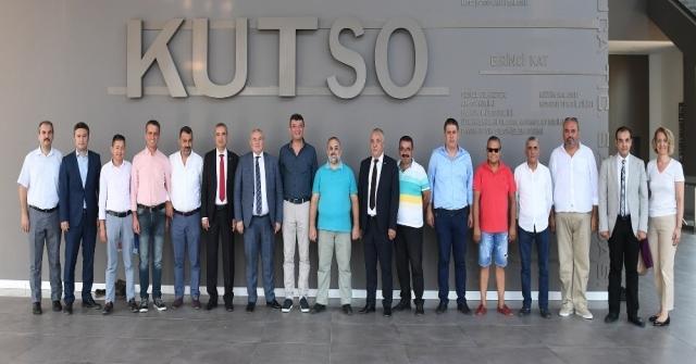 Atso Başkanı Çetin:   Tarım Sektöründe Üretici Kooperatifleşmeli
