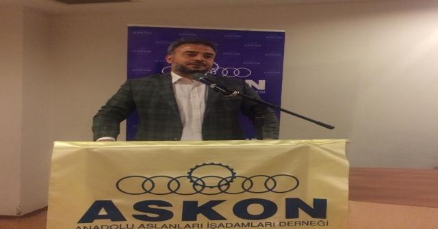 Askon Trabzon 8. Olağan Genel Kurulunda Başkan Beşir Güven Tazeledi