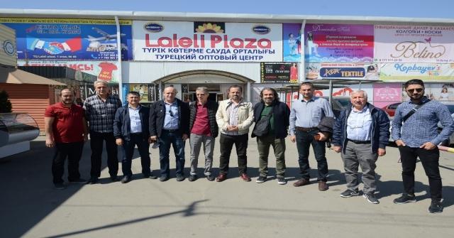 Bursalı Firmalardan Kazakistan Çıkarması